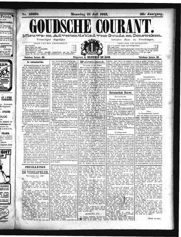 Goudsche Courant 1913-07-21