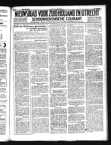 Schoonhovensche Courant 1941-09-22