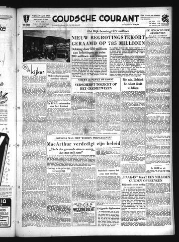 Goudsche Courant 1951-04-20