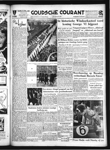 Goudsche Courant 1952-02-16