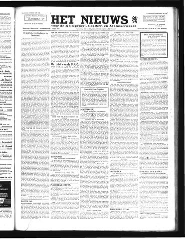 Schoonhovensche Courant 1946-02-04