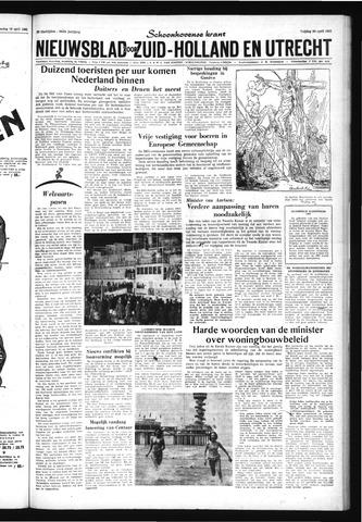 Schoonhovensche Courant 1962-04-20