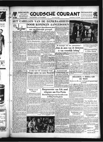 Goudsche Courant 1952-04-05