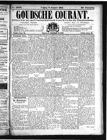 Goudsche Courant 1914-01-09