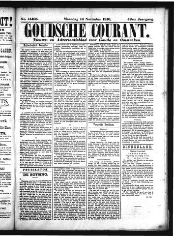 Goudsche Courant 1910-11-14