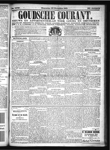 Goudsche Courant 1921-11-30