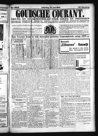 Goudsche Courant 1934-06-23