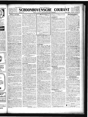 Schoonhovensche Courant 1943-09-24