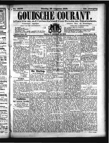 Goudsche Courant 1916-08-29