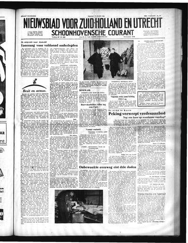 Schoonhovensche Courant 1951-03-30