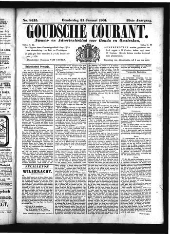 Goudsche Courant 1901-01-31