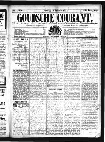 Goudsche Courant 1911-01-17