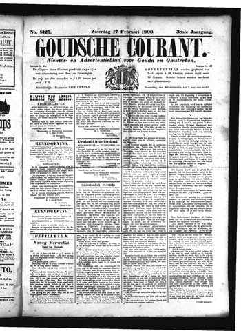 Goudsche Courant 1900-02-17