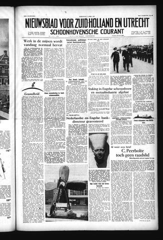 Schoonhovensche Courant 1957-04-03