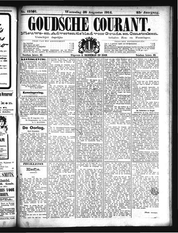Goudsche Courant 1914-08-26