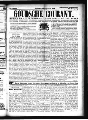Goudsche Courant 1928-08-18