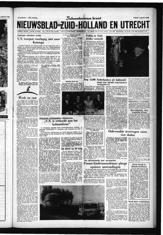 Schoonhovensche Courant 1960-08-05