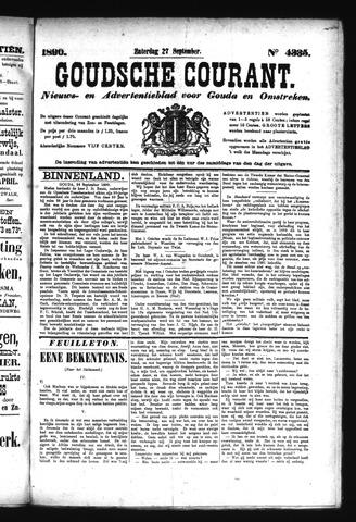 Goudsche Courant 1890-09-27