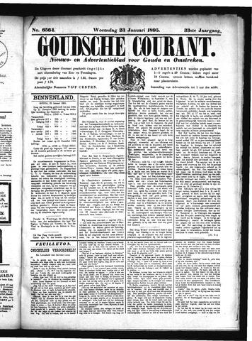 Goudsche Courant 1895-01-23