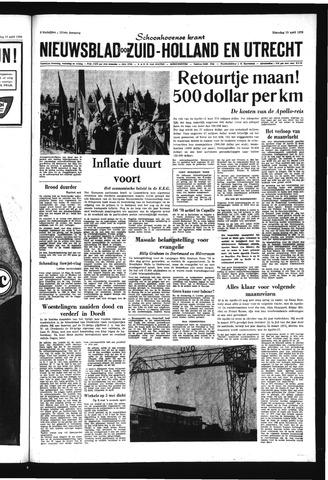 Schoonhovensche Courant 1970-04-13