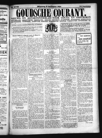 Goudsche Courant 1934-11-19