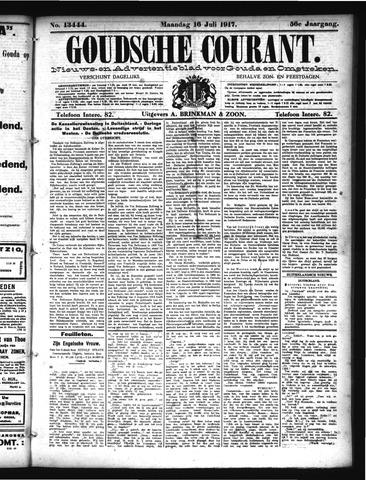 Goudsche Courant 1917-07-16