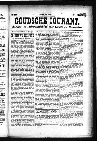 Goudsche Courant 1888-03-11