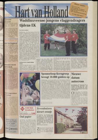 Hart van Holland 2000-06-07