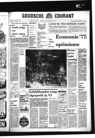 Goudsche Courant 1977-03-31