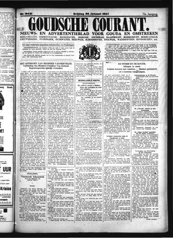 Goudsche Courant 1937-01-29