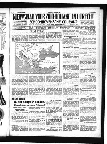 Schoonhovensche Courant 1939-12-11