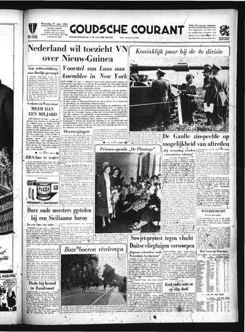 Goudsche Courant 1961-09-27
