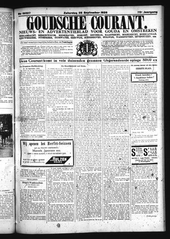 Goudsche Courant 1936-09-26