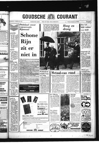 Goudsche Courant 1975-02-01