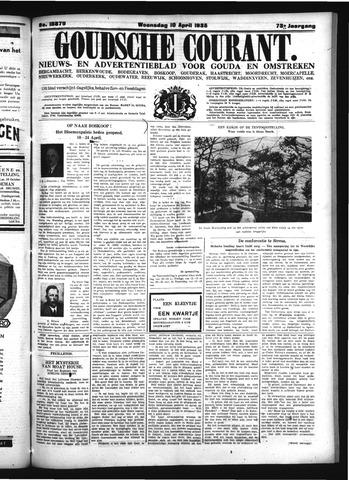 Goudsche Courant 1935-04-10