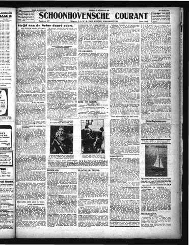 Schoonhovensche Courant 1944-08-29
