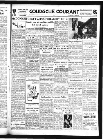 Goudsche Courant 1952-08-22