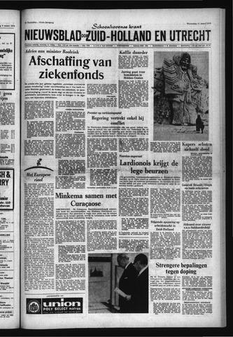 Schoonhovensche Courant 1970-03-11