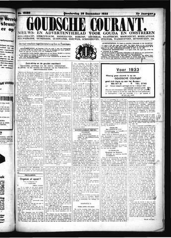 Goudsche Courant 1932-12-29