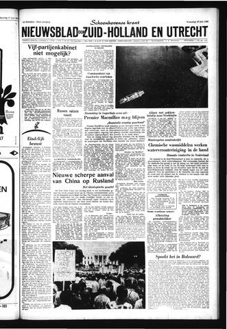 Schoonhovensche Courant 1963-06-19
