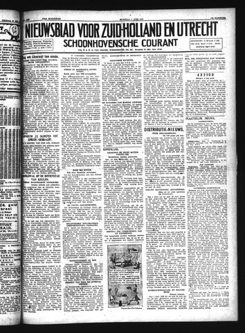 Schoonhovensche Courant 1942-06-01