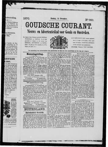 Goudsche Courant 1870-12-11