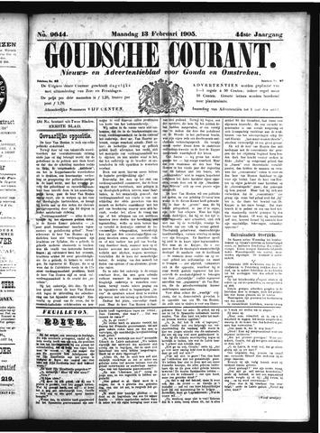 Goudsche Courant 1905-02-13