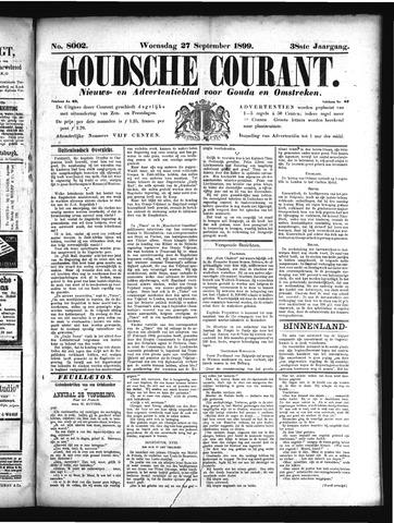Goudsche Courant 1899-09-27