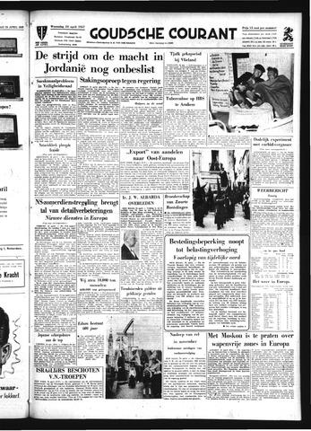 Goudsche Courant 1957-04-24
