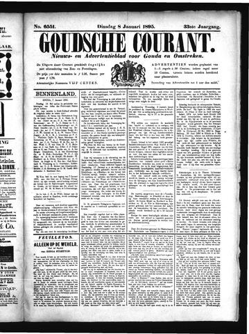 Goudsche Courant 1895-01-08