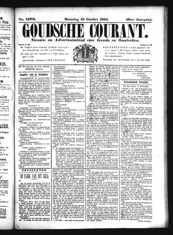 Goudsche Courant 1910-10-10