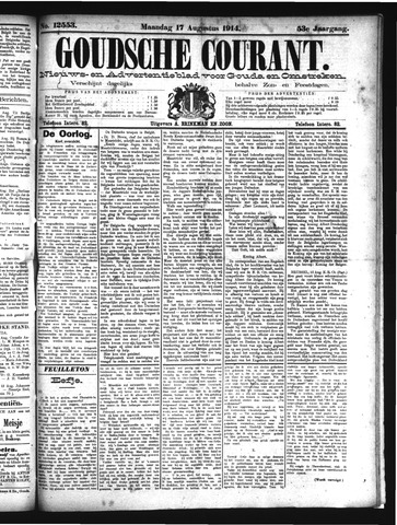 Goudsche Courant 1914-08-17