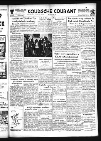 Goudsche Courant 1954-04-03