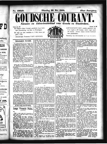 Goudsche Courant 1908-05-26